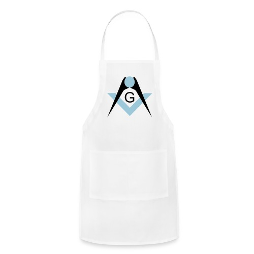 Freemasons bib - Adjustable Apron