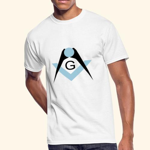 Freemasons bib - Men's 50/50 T-Shirt
