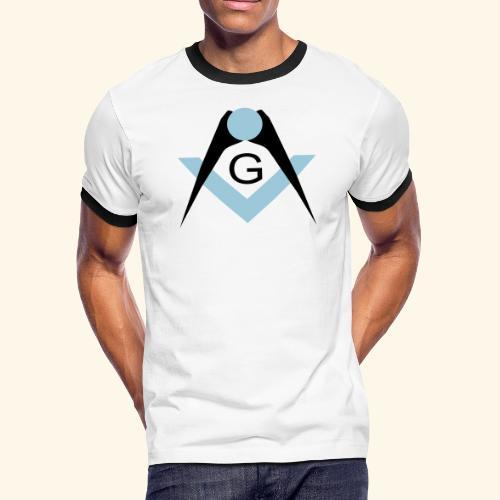 Freemasons bib - Men's Ringer T-Shirt