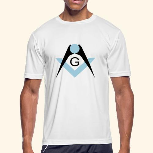 Freemasons bib - Men's Moisture Wicking Performance T-Shirt