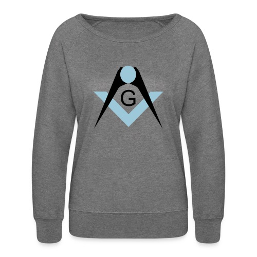 Freemasons bib - Women's Crewneck Sweatshirt