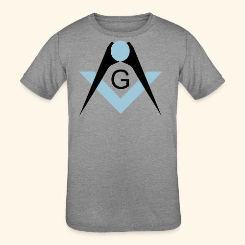 Freemasons bib - Kids' Tri-Blend T-Shirt