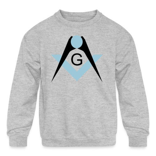 Freemasons bib - Kid's Crewneck Sweatshirt