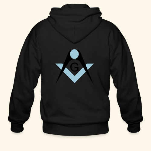 Freemasons bib - Men's Zip Hoodie