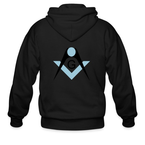 Freemasons bib - Men's Zip Hoodie