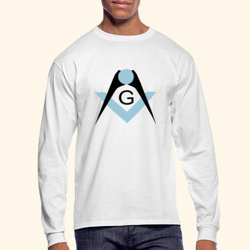 Freemasons bib - Men's Long Sleeve T-Shirt