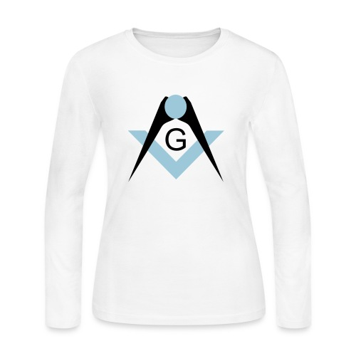 Freemasons bib - Women's Long Sleeve Jersey T-Shirt