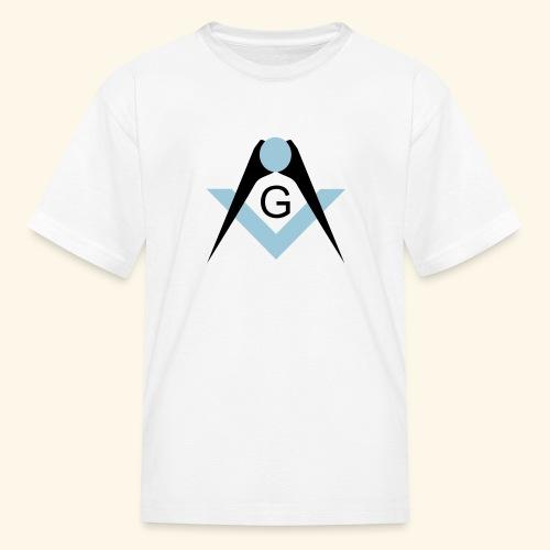 Freemasons bib - Kids' T-Shirt