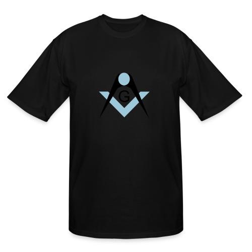 Freemasons bib - Men's Tall T-Shirt
