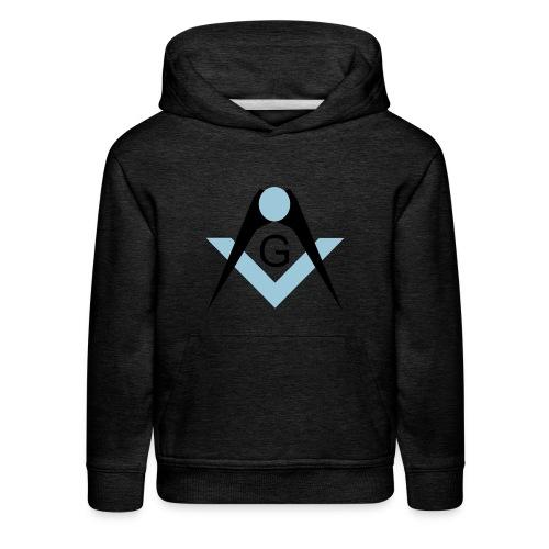 Freemasons bib - Kids' Premium Hoodie