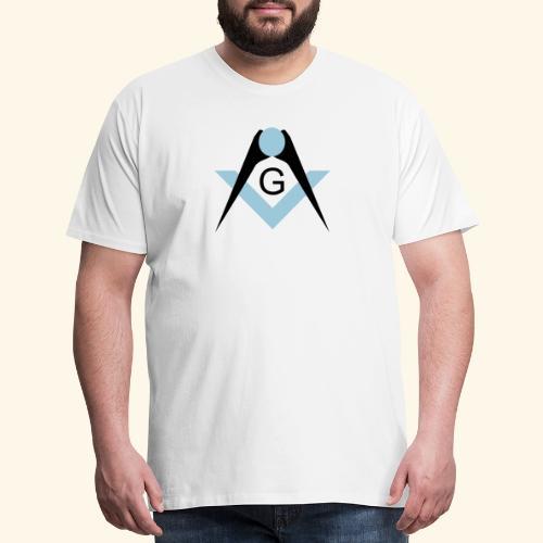 Freemasons bib - Men's Premium T-Shirt