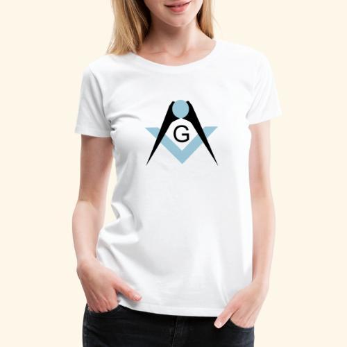 Freemasons bib - Women's Premium T-Shirt
