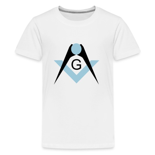 Freemasons bib - Kids' Premium T-Shirt