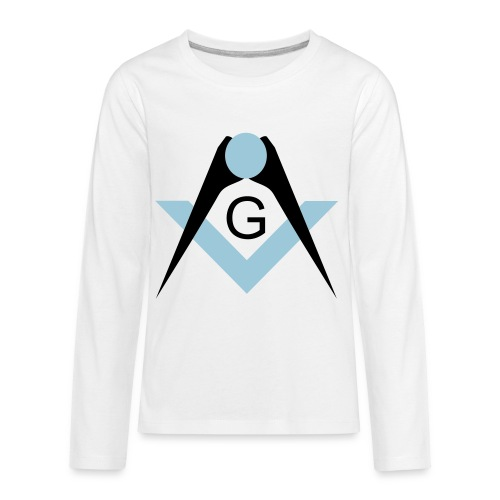 Freemasons bib - Kids' Premium Long Sleeve T-Shirt