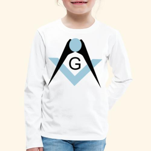Freemasons bib - Kids' Premium Long Sleeve T-Shirt