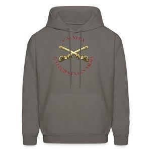 Cavalry Branch Insignia - Men's Hoodie
