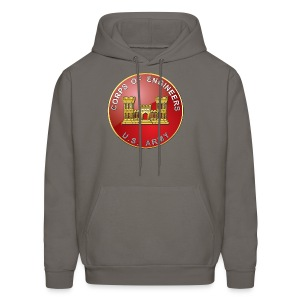 USACE Branch Plaque - Men's Hoodie