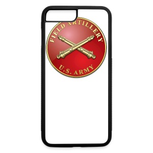FA Branch Plaque - iPhone 7 Plus/8 Plus Rubber Case