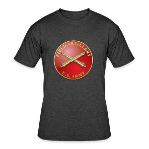 FA Branch Plaque - Men's 50/50 T-Shirt