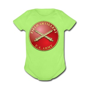 FA Branch Plaque - Short Sleeve Baby Bodysuit