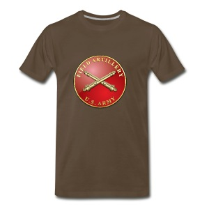 FA Branch Plaque - Men's Premium T-Shirt