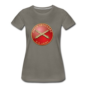 FA Branch Plaque - Women's Premium T-Shirt