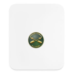 Army SF Branch Plaque - Mouse pad Vertical