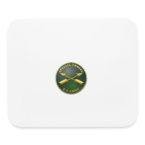 Army SF Branch Plaque - Mouse pad Horizontal