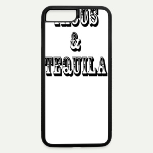 Tacos & Tequila - iPhone 7 Plus/8 Plus Rubber Case