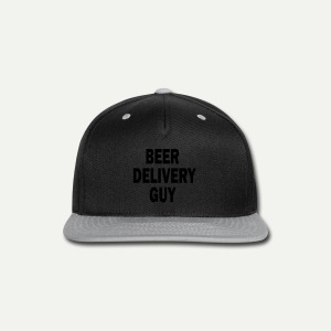 Beer Delivery Guy - Snap-back Baseball Cap