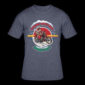 Santa's Wolfpack - Men's 50/50 T-Shirt