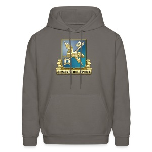 MI Regimental Insignia - Men's Hoodie
