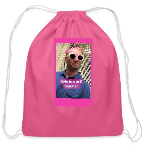 kyle - Cotton Drawstring Bag
