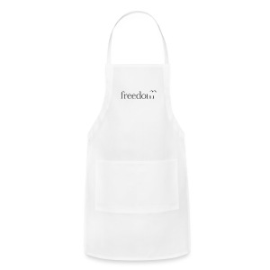 freedom seagull Men's t-shirt - Adjustable Apron