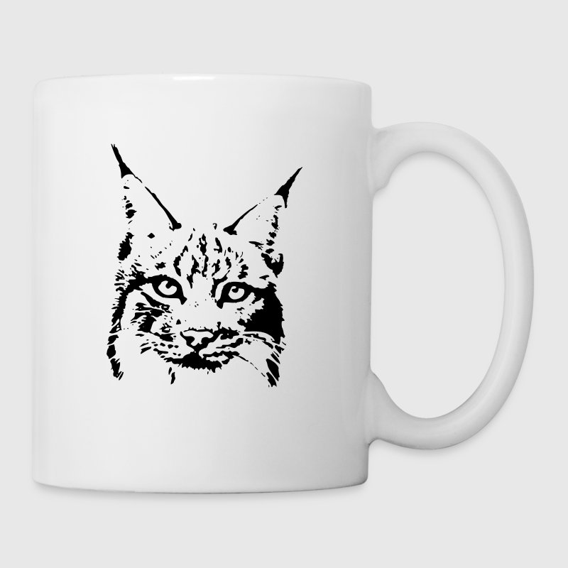 lynx cougar puma jaguar cat wild bobcat Accessories - Coffee/Tea Mug