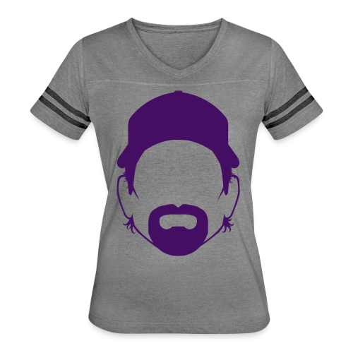 The Toddfather Headshot - Hoodie - Women's Vintage Sport T-Shirt