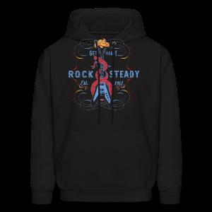 Rock Steady - Men's Hoodie