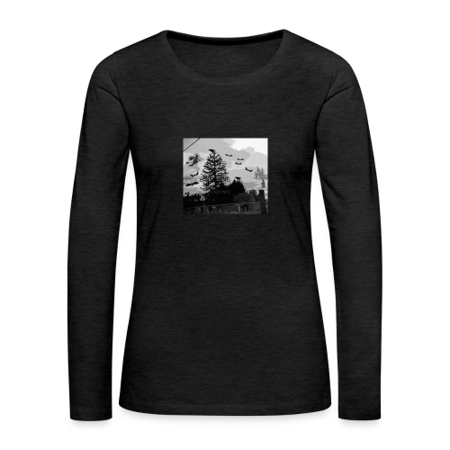 Gothic Wonderland - Women's Premium Long Sleeve T-Shirt