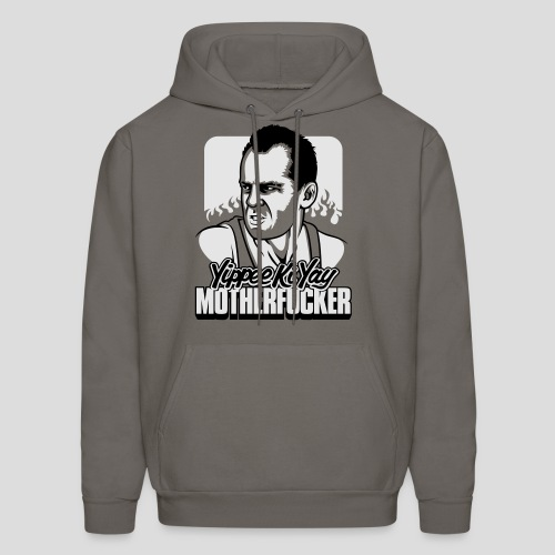 Die Hard: Yippee Ki Yay Motherfucker - Men's Hoodie
