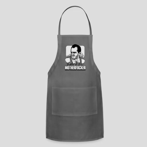 Die Hard: Yippee Ki Yay Motherfucker - Adjustable Apron