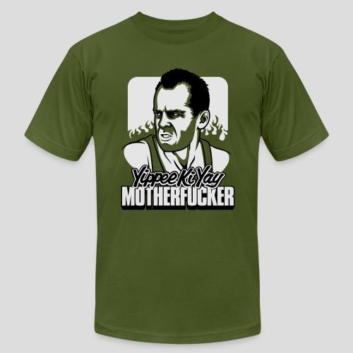 Die Hard: Yippee Ki Yay Motherfucker - Men's Fine Jersey T-Shirt