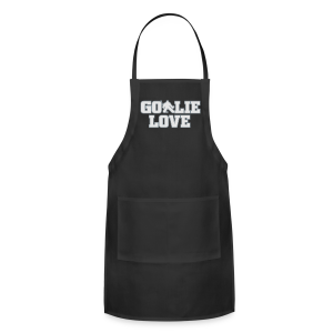 Goalie Love - Mens - Adjustable Apron