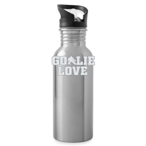 Goalie Love - Mens - Water Bottle