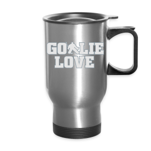Goalie Love - Mens - Travel Mug