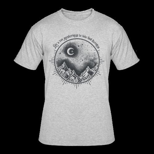 Life's too serious_dark - Men's 50/50 T-Shirt