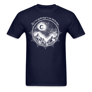 Life's too serious_white - Men's T-Shirt