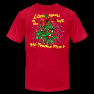 Mistletoe - Men's Fine Jersey T-Shirt