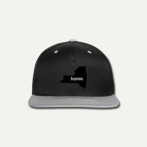 New York Home - Snap-back Baseball Cap