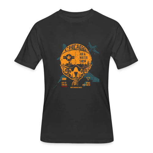 Air and Water Show - Men's 50/50 T-Shirt