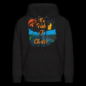 Fish O Clock - Men's Hoodie